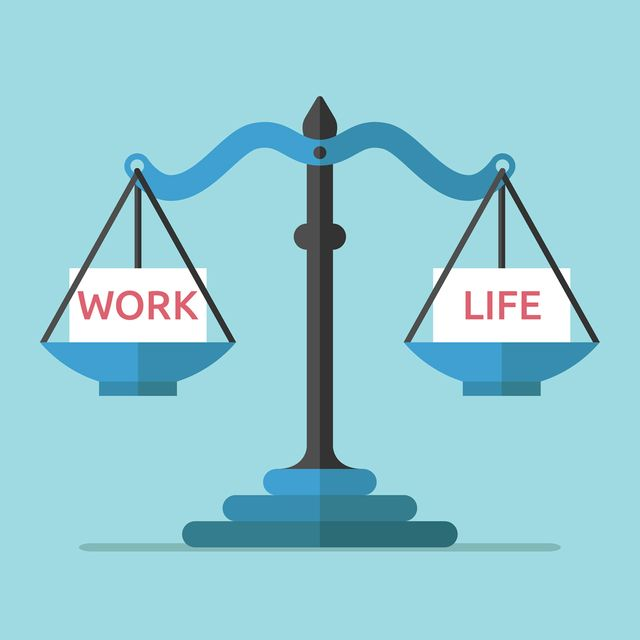 Spending more time at home doesn't guarantee a work life balance! featured image