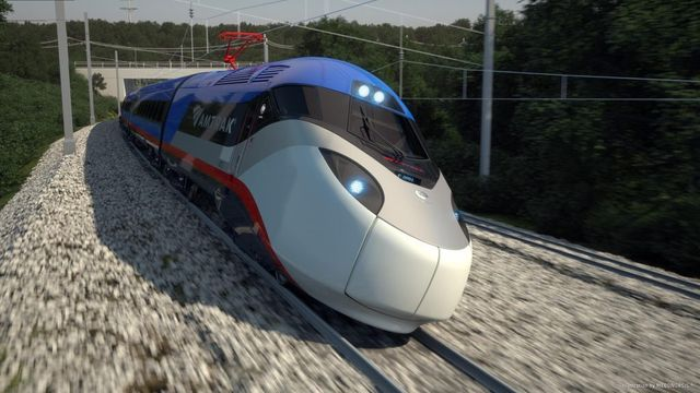 Alstom wins $2 Billion American High Speed order featured image