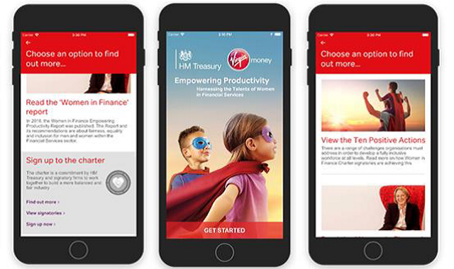 New App for Women in Finance from Virgin Money featured image