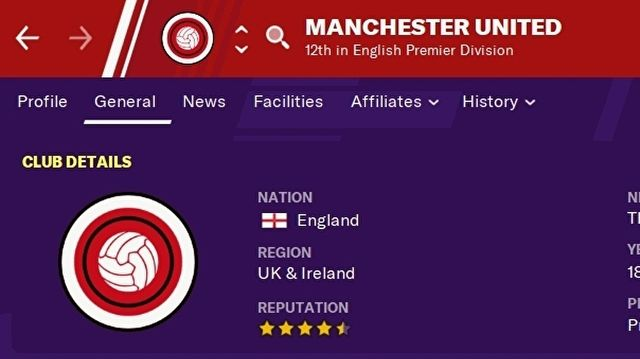 Football misManager featured image