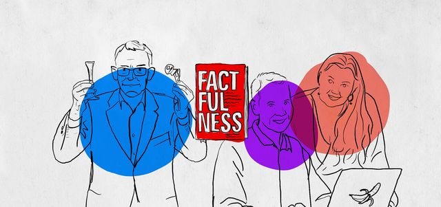 Factfulness and why chimpanzees make better decisions than humans featured image