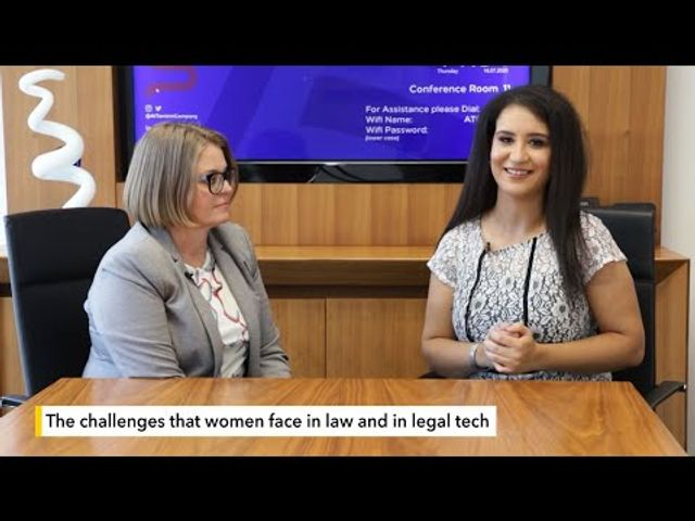 The Challenges Faced By Women In Law & Legal Tech. featured image