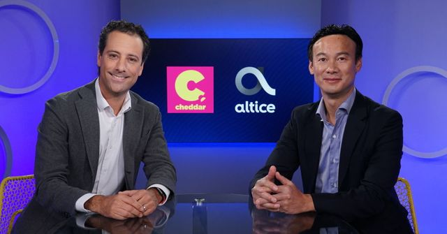 Altice USA Buys Streaming-Video Network Cheddar for $200 Million featured image