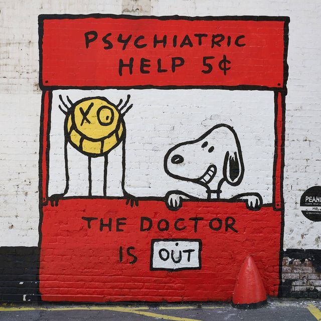 On Graffiti, Public Art and Snoopy featured image