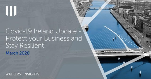 Covid-19 Ireland Update - Protect your Business and Stay Resilient featured image