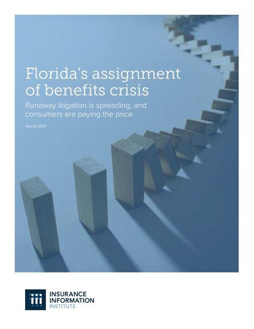 Florida's Assignment of Benefits Crisis featured image