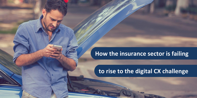 Only 1 in 25 Insurers offer fully digitalised claims! featured image