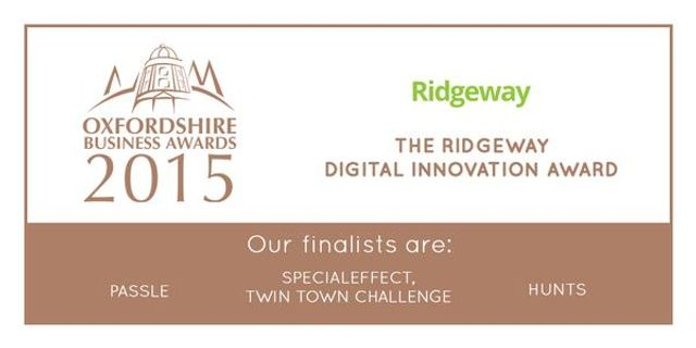 Passle is a finalist in the Oxfordshire Business Awards featured image