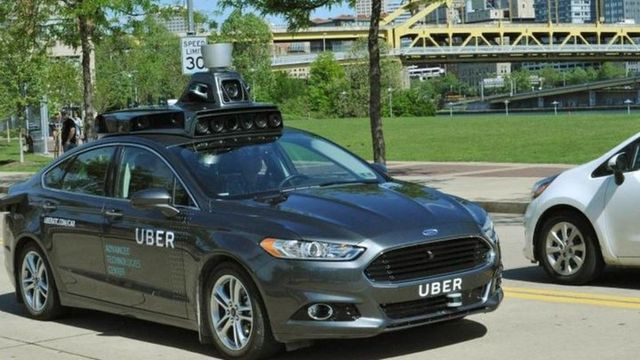 Uber - everyone's private driverless car? featured image