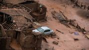 Over 200,000 claims arising out of the Fundão dam collapse in Brazil - the largest group claim in English history - struck out