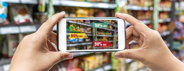 Tech to make shopping more palatable? featured image