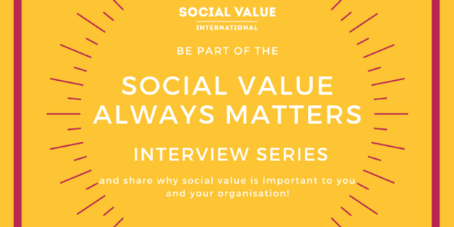 Great looking series on Social Value across the Globe featured image