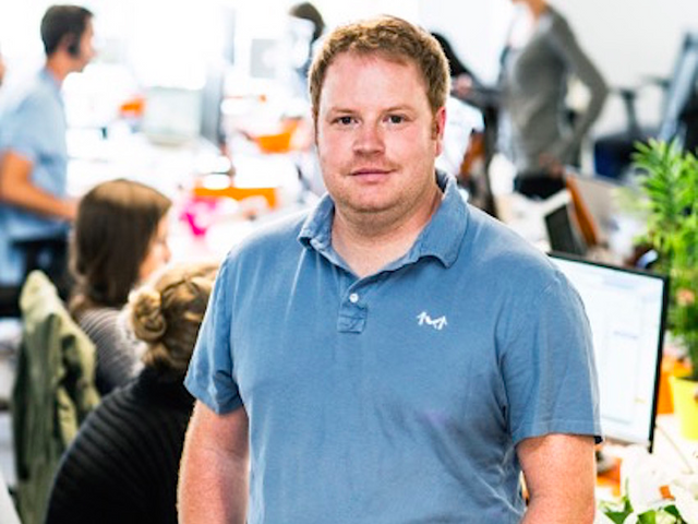 Zenefits' controversial cofounder has launched a new startup ... and investors were 'thrilled' to he featured image