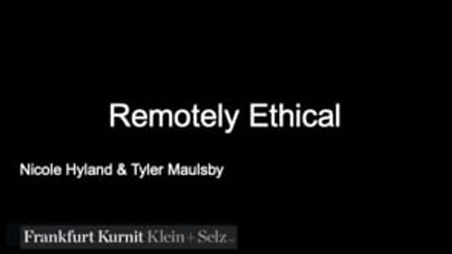 "Doing Business With Clients, Part 3: Business Transactions that are Unrelated to the Representation. Episode 12 of ""Remotely Ethical"" featured image"