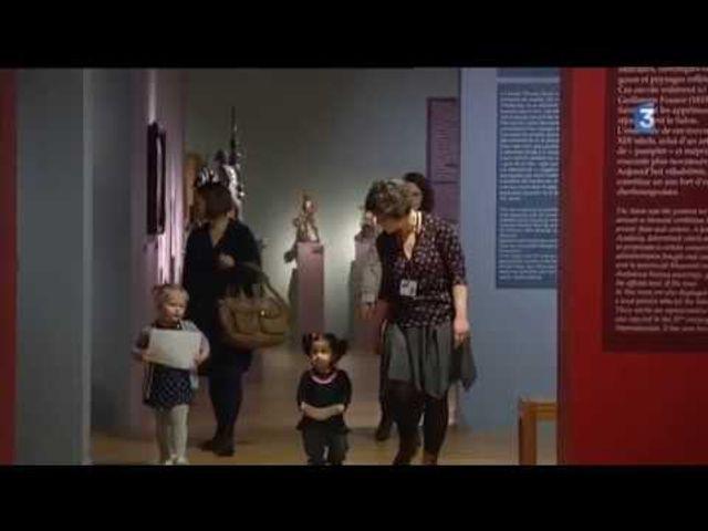 Le musée s'ouvre aux tout-petits à Cherbourg featured image