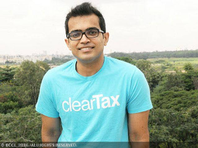ClearTax raises $2m Seed Round featured image