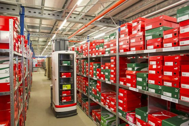 Puma sprints for tech innovation in warehousing and logistics featured image
