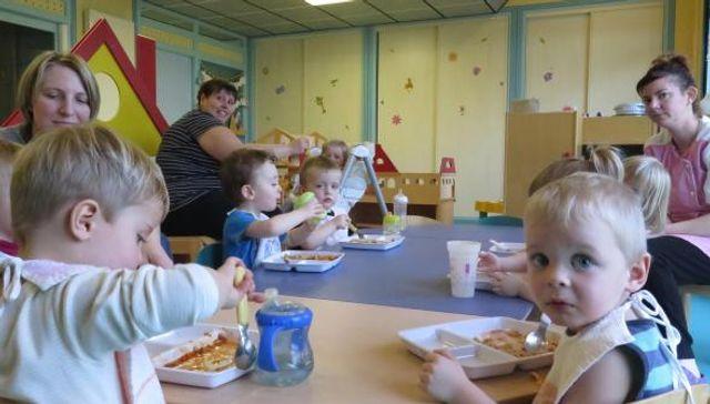 Pernois: les tout-petits mangent maintenant plus local featured image