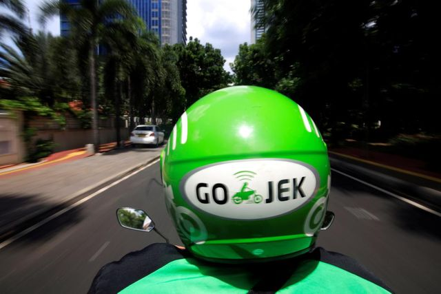 Visa invests in Indonesian ride-hailing firm Go-Jek featured image
