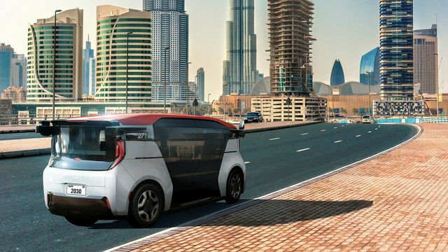 Dubai strikes deal with Cruise to roll out self-driving taxis featured image
