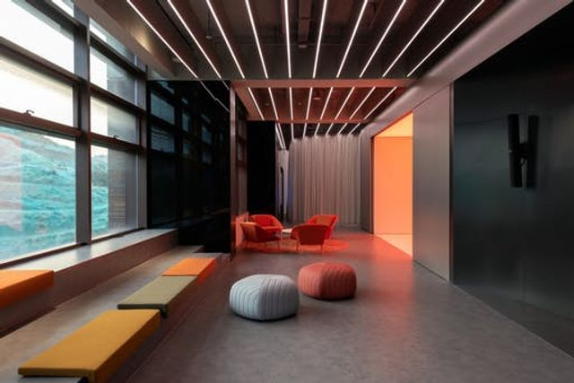 How colour and lighting shapes mood and productivity in the office featured image