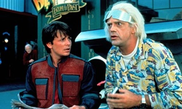 Back to the Future day: LIVE from the Guardian featured image