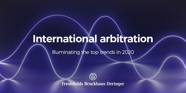 International arbitration: top trends in 2020 featured image