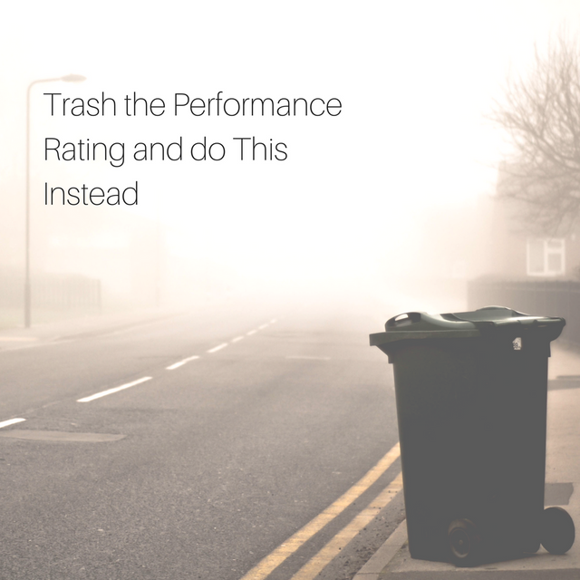 Trash the performance rating and do this instead featured image