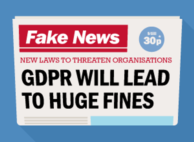 GDPR - on everyone's radar but not time to panic about fines featured image
