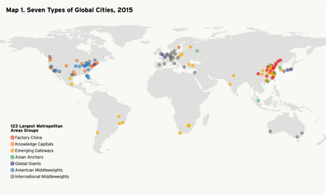 Think you know what a global city is? This study might prove you wrong featured image