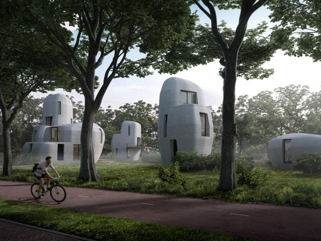 Printing houses? Could 3D printing have a role to play in the housing shortage? featured image