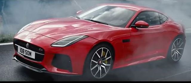 Jaguar ad takes the chequered flag featured image