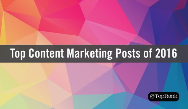 Effective Content Posts - 10 Good Examples from 2016 featured image
