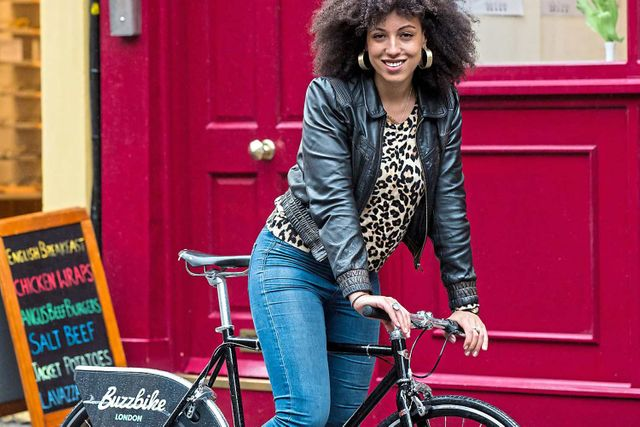 On your bike? Would you become a moving advert in return for a free cycle? featured image