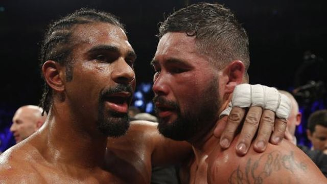 The Haye vs. Bellew fight, and how film can manipulate your thoughts. featured image