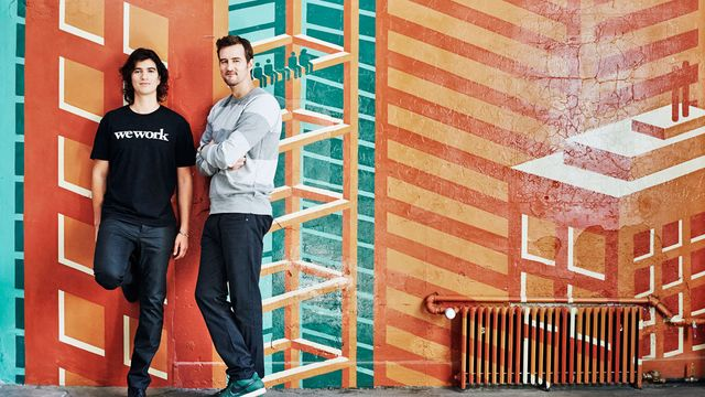 WeWork to raise $300-$400 million with a valuation around $6 billion featured image