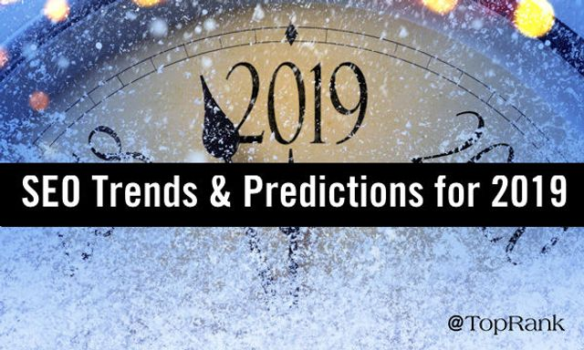 SEO Predictions & Trends for 2019 featured image