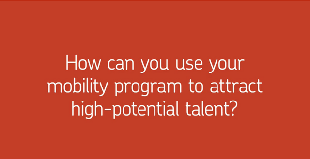 How can you use your mobility program to attract high-potential talent? featured image