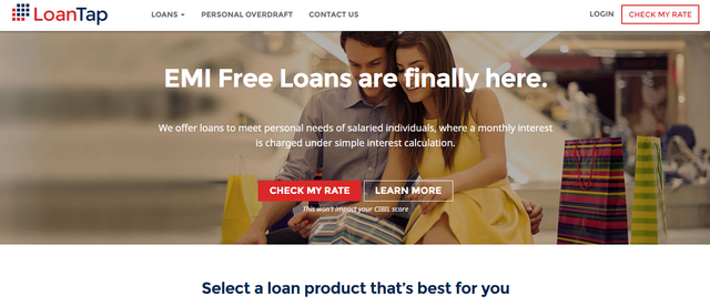 LoanTap Raises $3 million from Mumbai Based HNIs featured image