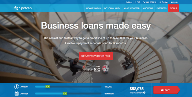 Online lender Spotcap raises €31.5m featured image