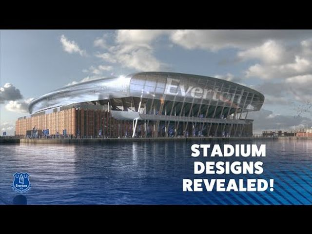 Everton Reveal Vision for New Waterfront Stadium featured image