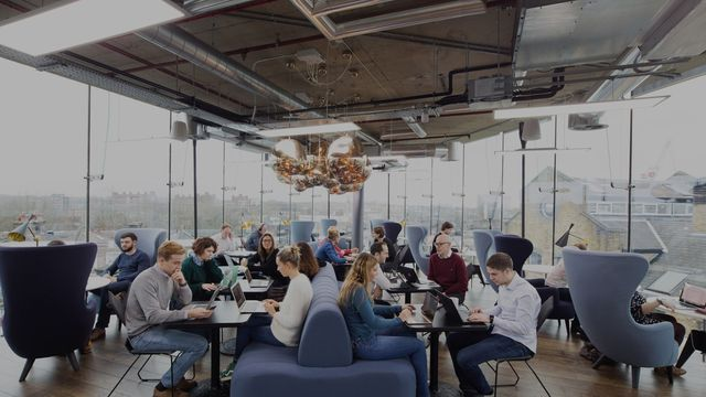 New flexible office space in Camden will make you jealous featured image