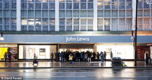 Holiday pay: 12million bill for John Lewis featured image
