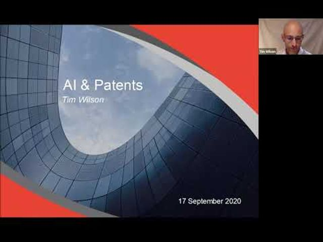 Webinar: AI and patenting AI inventions featured image
