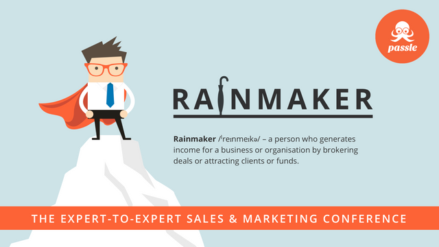 Rainmaker 2018 Event Summary featured image