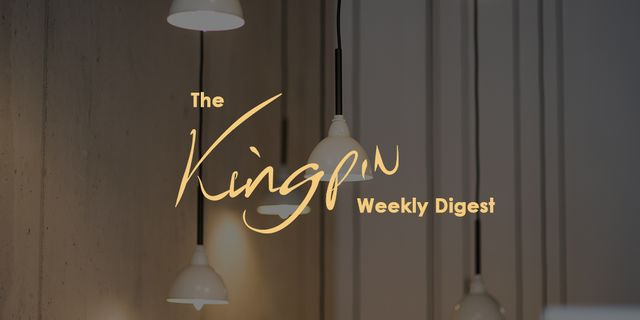 Kingpin Weekly Digest - Influencers, data, and video case studies featured image