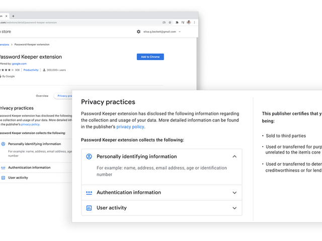 "Google Announces New ""Data Disclosure"" Policy featured image"