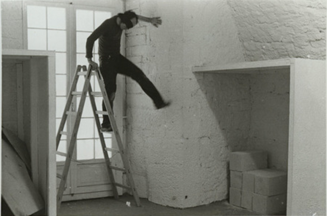Vito Acconci – the body featured image