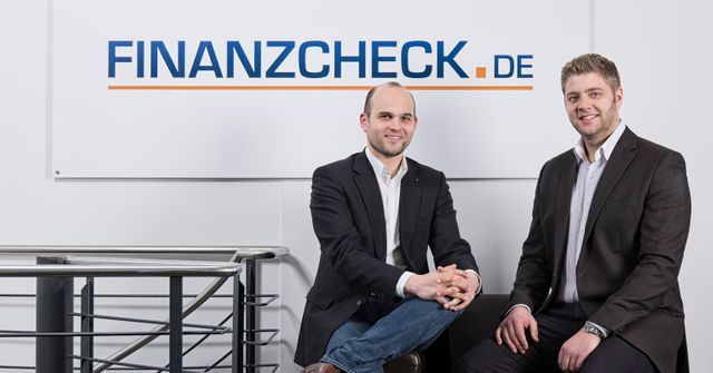Finanzcheck raises €33m Series C featured image