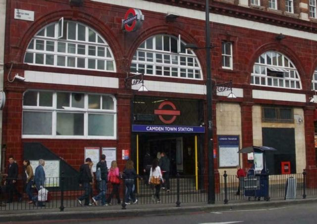 Camden Town Tube station in line for a £120 million upgrade featured image
